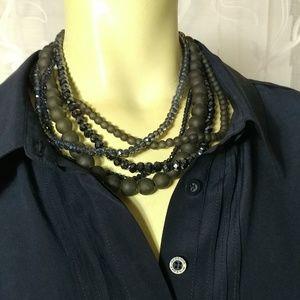 Designers Multiple Strand Necklace